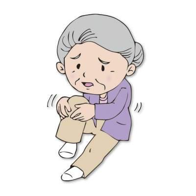 膝痛イメージ
