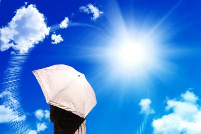 紫外線とアトピー性皮膚炎対策