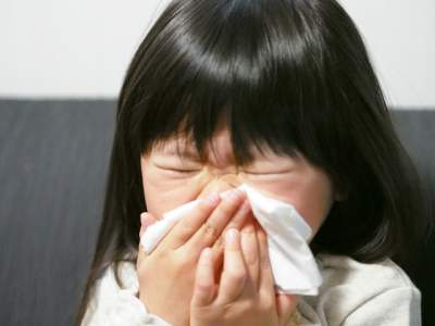咳、風邪のイメージ