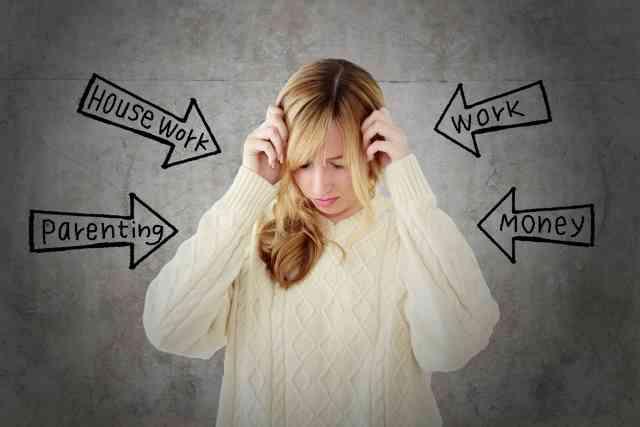 アトピーと精神的ストレス