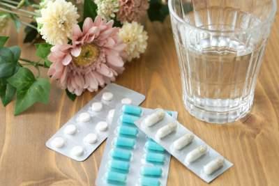 薬の飲み合わせイメージ