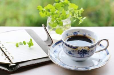 コーヒーと不妊イメージ1